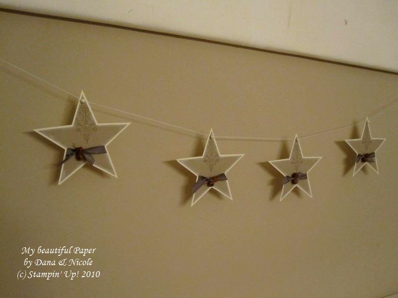 Sterne Kette