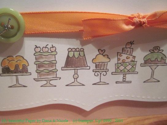Geburtstag Torten