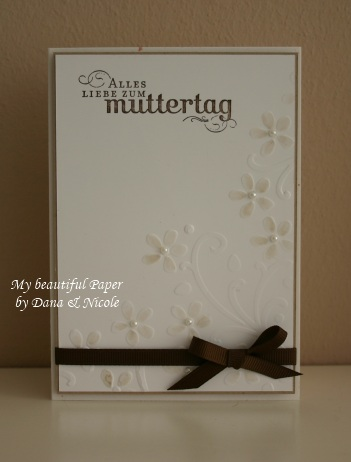 Muttertags-Karte