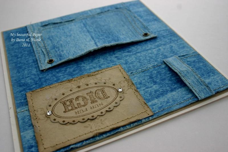 Blue Jeans Bündchen