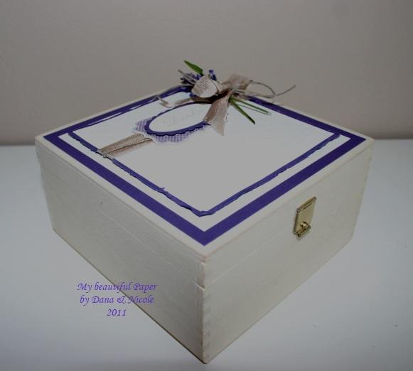 Lavendel Kiste 2