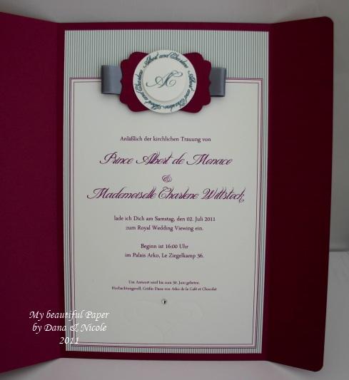 Royal Einladung