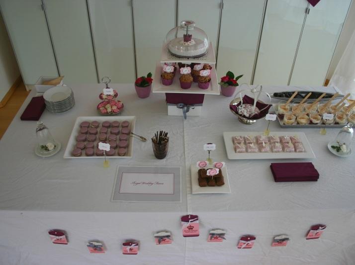 Dessert Table 6