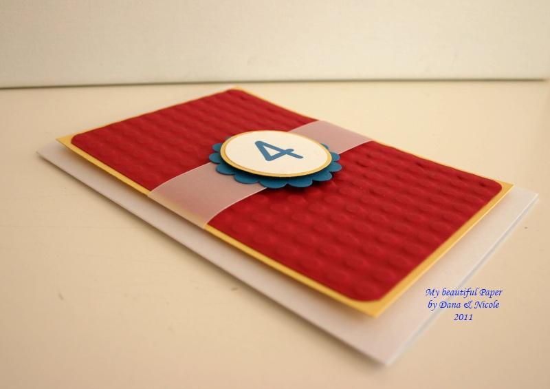 Lego-Karte liegend