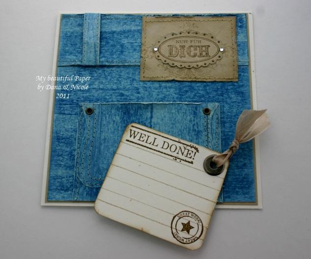Blue Jeans Set