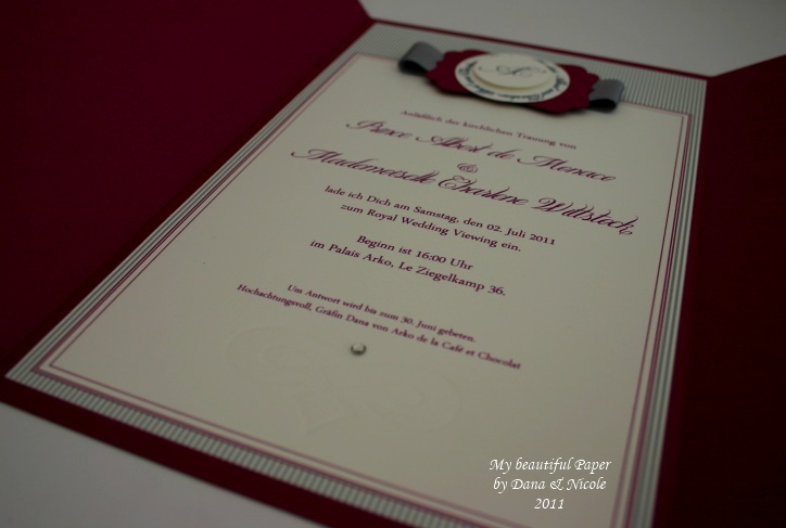 Einladung Royal