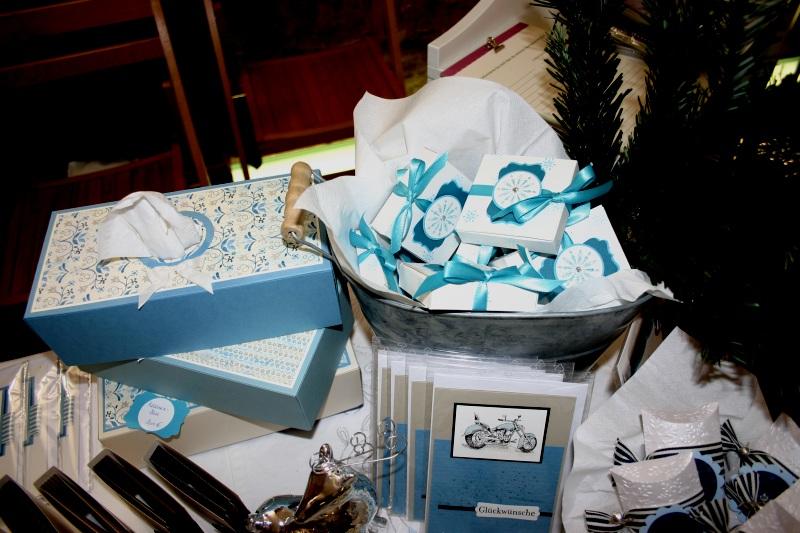 Kleenex- und Shakerboxen