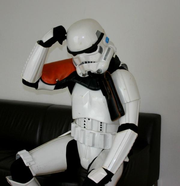 Stormtrooper denkt...