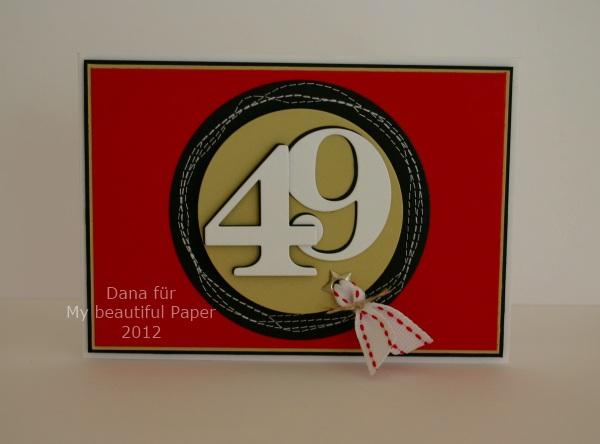 49er Karte