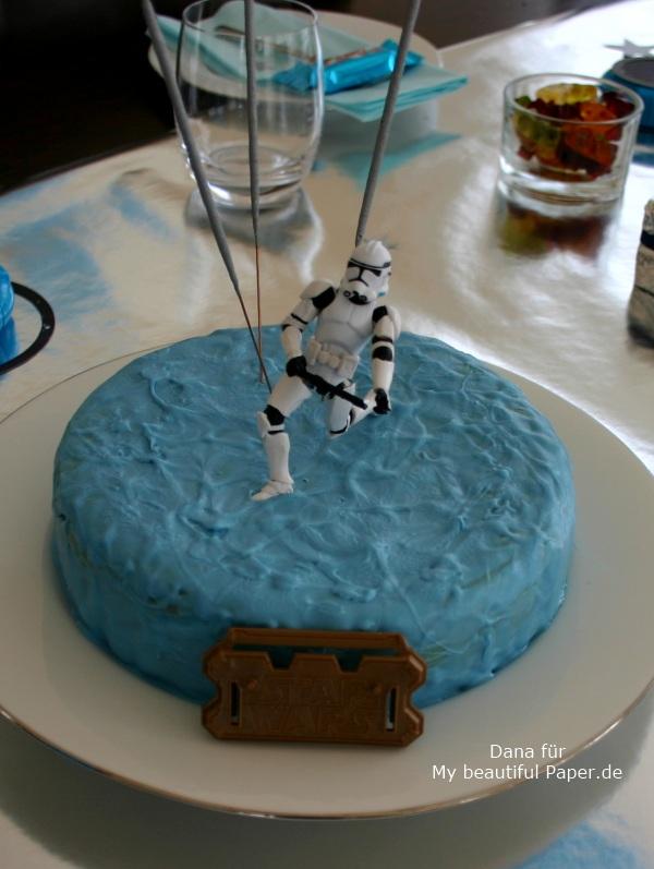 Stormtrooper-Torte