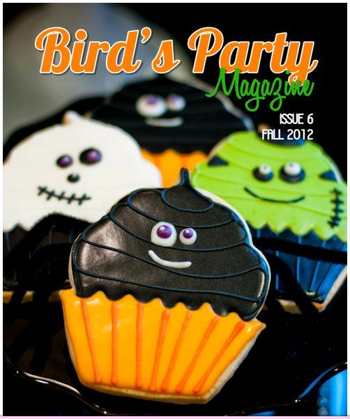 Birds Party E-Mag