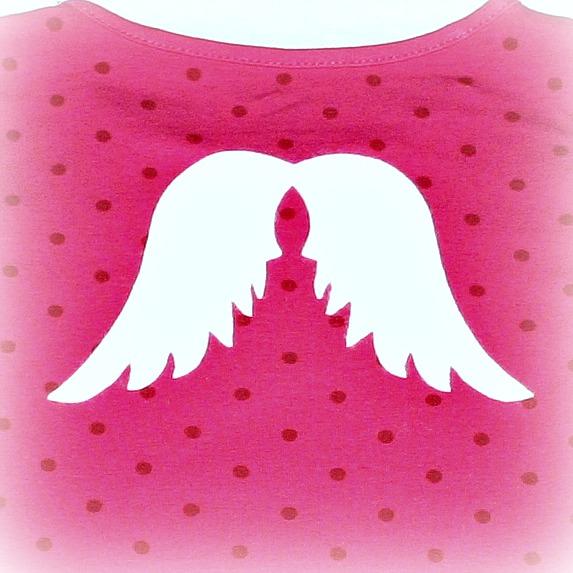 Angel Wings Detail