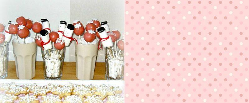 Schneemänner & Cake Pops