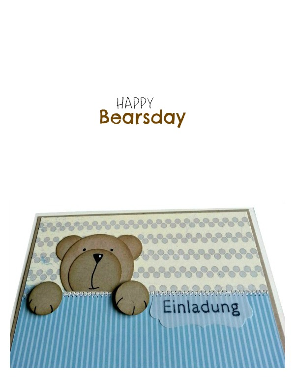 Happy Bearsday