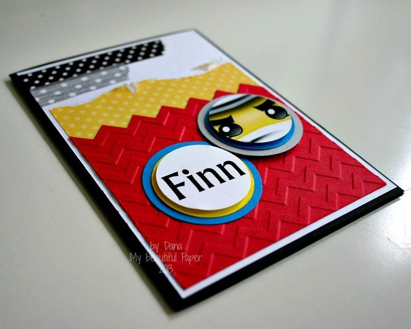 Karte Finn