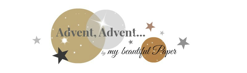 Advent bei My beautiful Paper