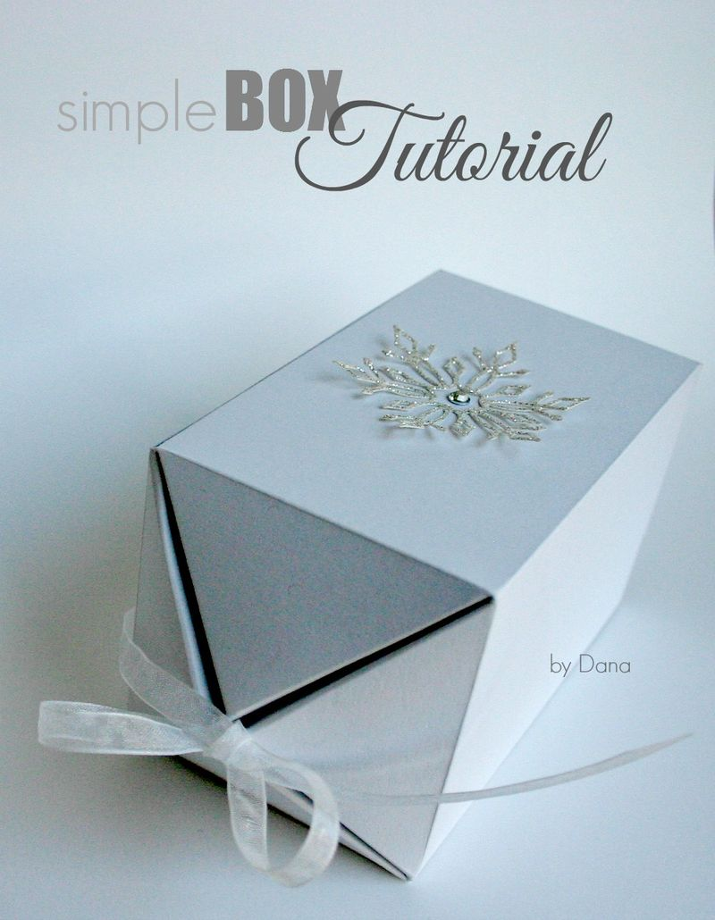 Simple BOX Tutorial