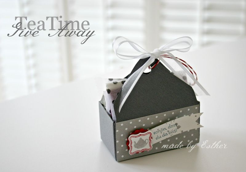 TeaTime Give Away by Esther