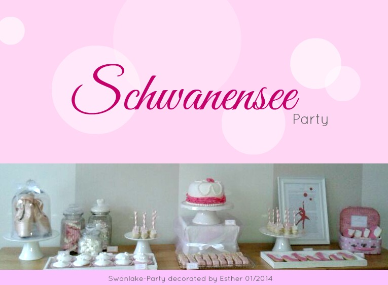 Swanlake-Party by Esther