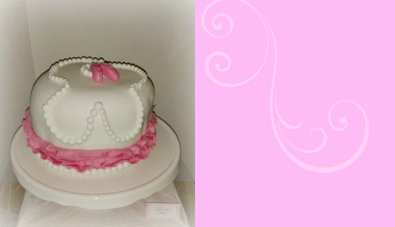 Ballernina Cake by Esther