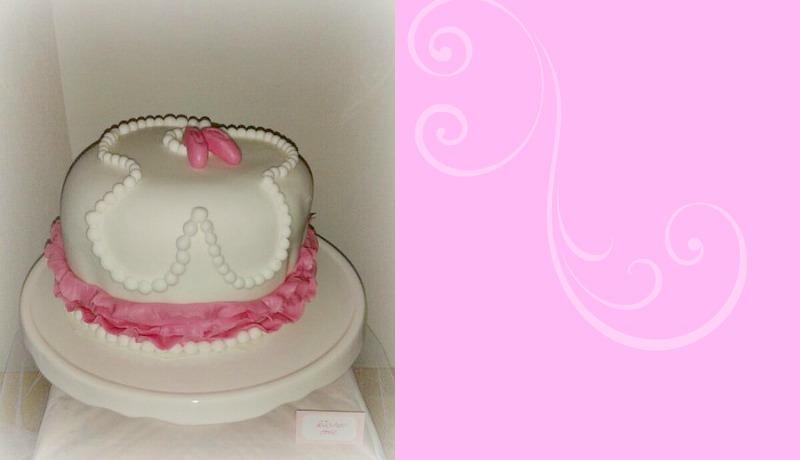 Ballernina Cake by Esther
