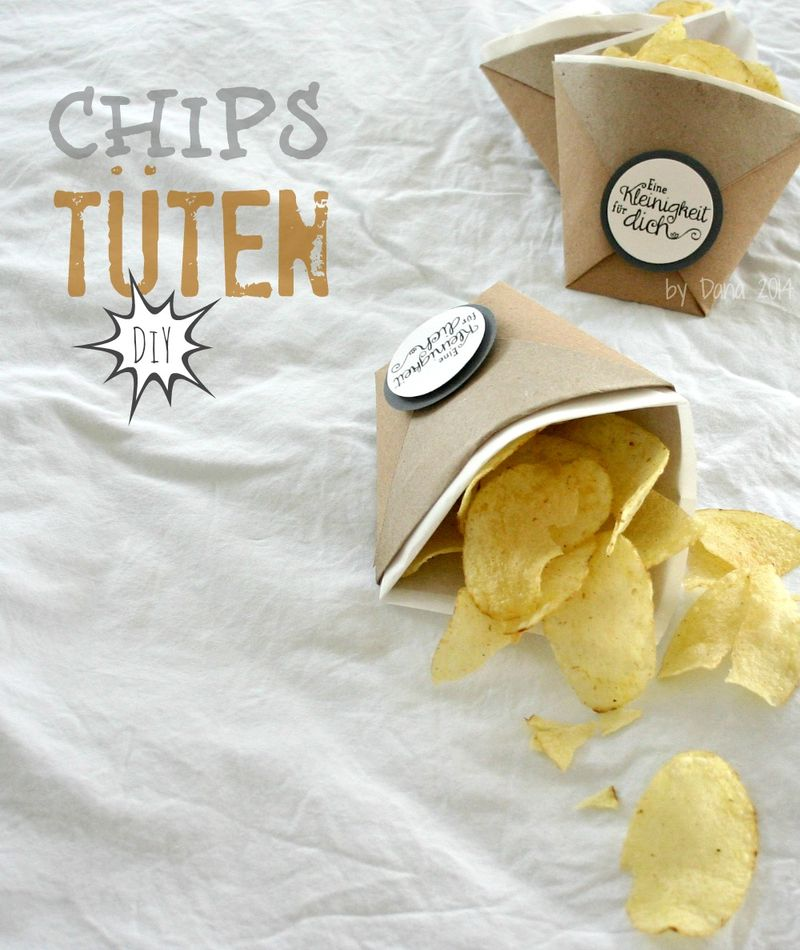 DIY Chips-Tüte