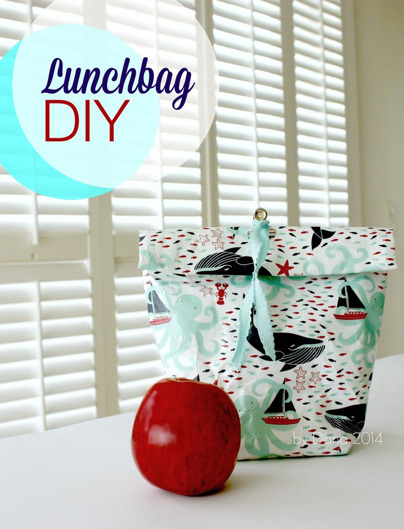 Lunchbag DIY by Dana
