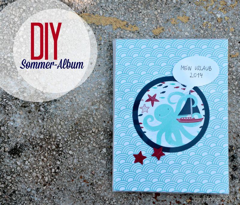 Sommer-Album DIY